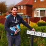 Tom out in Rainworth